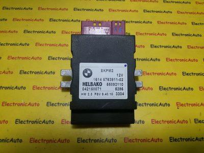 Modul Control Senzor Pompa Alimentare BMW E60 Serie-5, 16146763811-02, 55892110