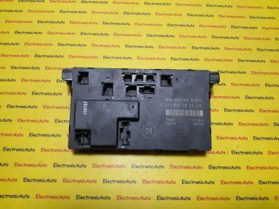 Modul Control Usi Mercedes E-Class 2118701026
