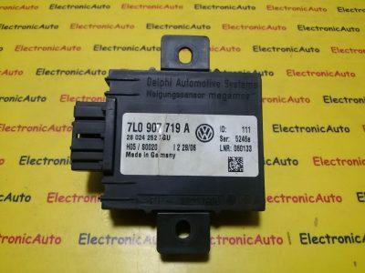 Modul de control dispozitivul anti-remorcare anti-furt VW Touareg 7L0907719A