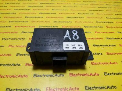 Modul Imobilizator Audi A8 4B0953234, 4B0 953 234