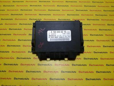 Modul Parcare Mercedes ML A1645450216, 0263004158