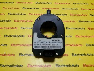 Modul Senzor ax volan Mercedes Vito A6395420018, 0265005429