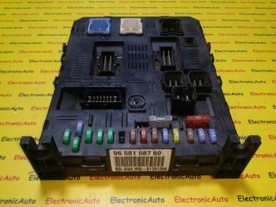 Panou sigurante BSI Citroen C4 9658158780