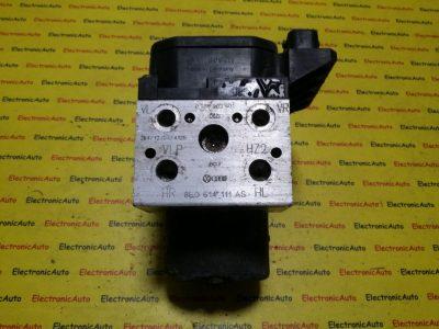 Pompa ABS Audi A6 Allroad 8E0614111AS, 0265202401
