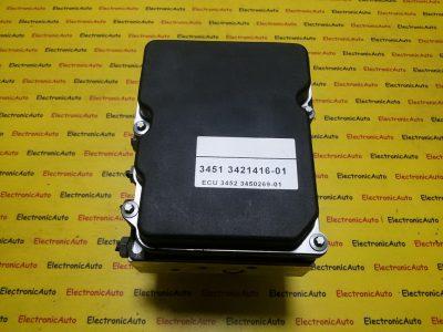 Pompa ABS BMW 0265950489, 34513421416, 0265236012
