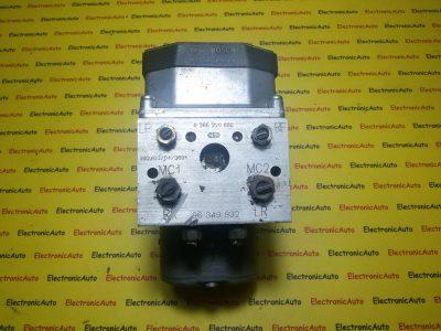Pompa ABS Chevrolet Lacetti Nubira 96349932, 0265220650, 0273004613