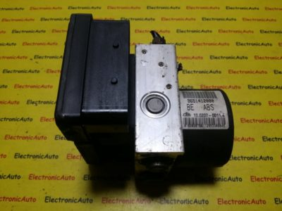 Pompa ABS Citroen C2 9651412080, 10097011083