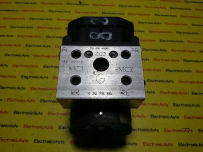 Pompa ABS Honda Civic 11000041690, 0265216895