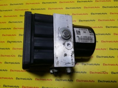 Pompa ABS Opel Astra H 13213610, 10096005483