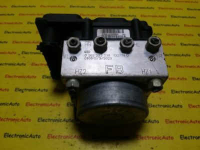 Pompa ABS Opel Corsa D 0265232238, 13277812