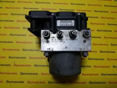 Pompa ABS Peugeot 307 0265800395, 0265231486, 9649988280, 9659457180