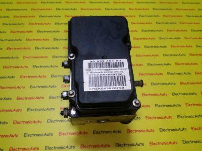 Pompa ABS Peugeot 307 9663345480, 9661886780, 0265231508
