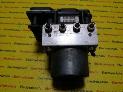 Pompa ABS Peugeot 307 cod: 0265231302, 9650576780