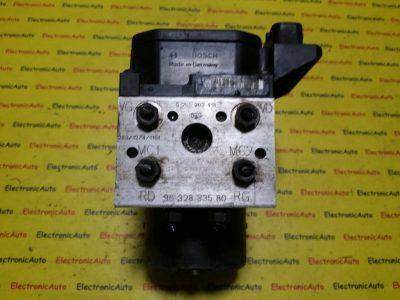 Pompa ABS Peugeot 607 9632833580, 0265202418