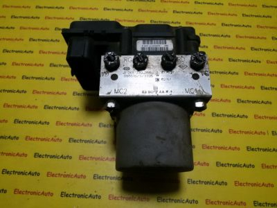 Pomoa ABS Renault Trafic 0265232356, 0265800839
