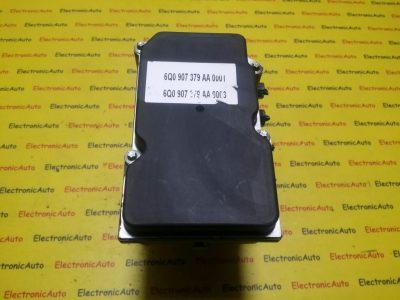 Pompa ABS Vw Polo 6Q0907379AA, 6Q0614117Q