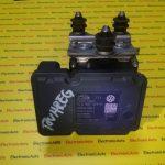Pompa ABS  VW Touareg, Porsche Cayenne 7L0614517 7L0907379K