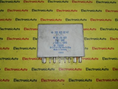 Releu semnalizare/ventilator radiator Mercedes 2018210247