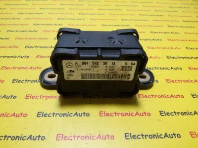Senzor Accelerare Mescedes S320 CDI W221 A0045423918