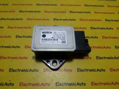 Senzor Accelerare Peugeot Citroen 0265005765, 9664661580