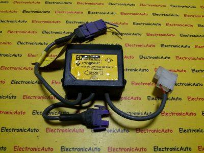Senzor Airbag Renault 7700839009C, Autoliv 550152900