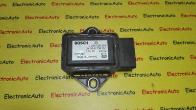 Senzor ESP BMW 0265005266, 3452 6758750
