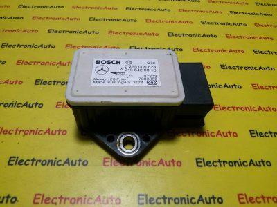 Senzor ESP Mercedes B Class W245 A2165420018, 0265005623