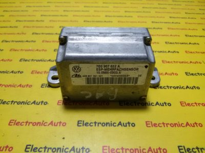 Senzor ESP VW Touareg Audi 7E0907652A, 7E0 907 652 A